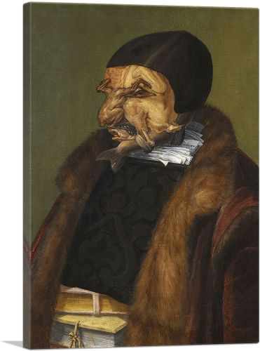 The Lawyer - Possibly Ulrich Zasius 1566