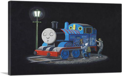 Thomas The Train Engine Tank