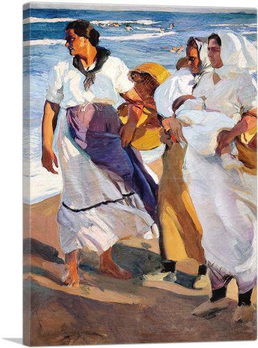 Fisherwomen from Valencia 1915