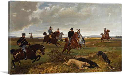 The Chase 1890