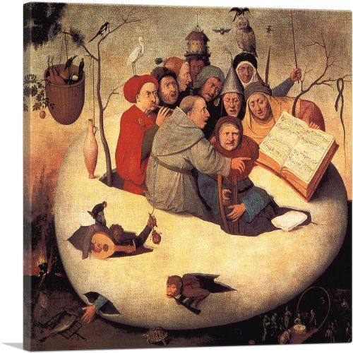 The Concert in the Egg 1480