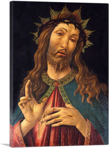 Christ Crowned With Thorns 1500