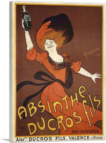 Absinthe Ducros fils 1901