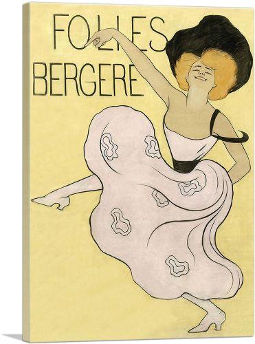 Folies Bergere 1900