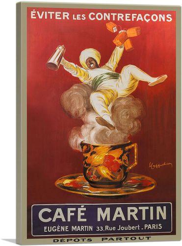Cafe Martin 1921