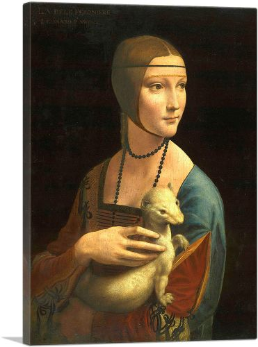 Lady with an Ermine 1489