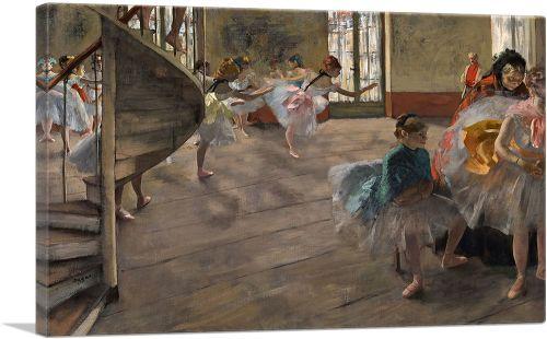 The Rehearsal 1874