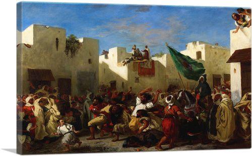 Fanatics Of Tangier 1838
