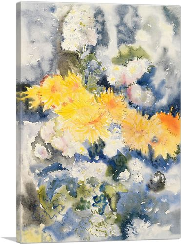 Yellow and Blue 1915