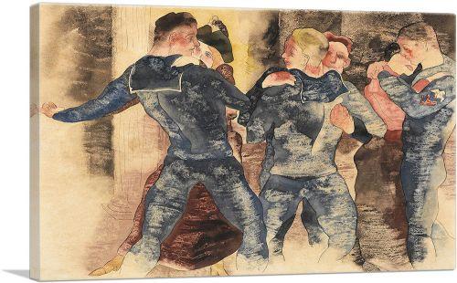 Dancing Sailors 1918