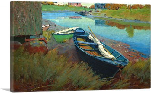 Boats at Rest 1895