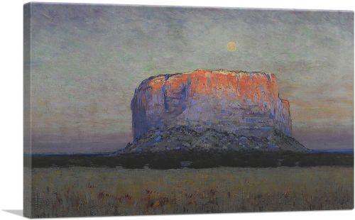 The Enchanted Mesa 1913