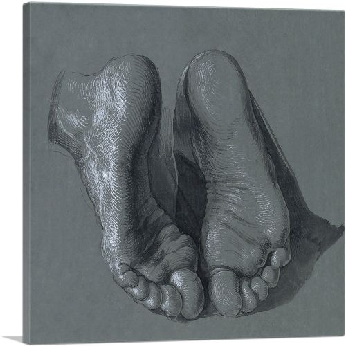 Feet of an Apostle