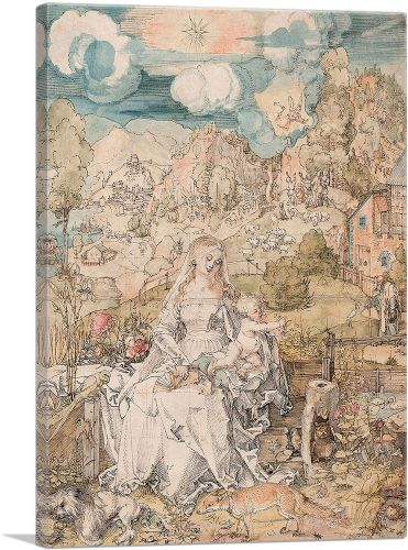 Mary Among a Multitude of Animals 1503
