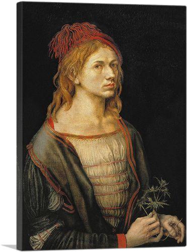 Self Portrait at Age 22 1493