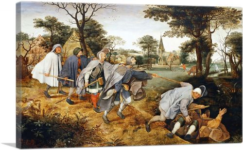The Blind Leading the Blind 1568