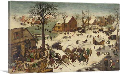 The Census at Bethlehem 1566