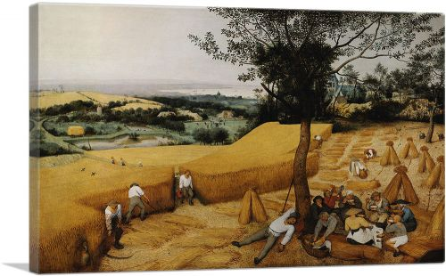 The Harvesters 1565