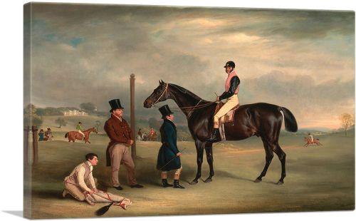 Euxton, with John White Up, at Heaton Park 1829