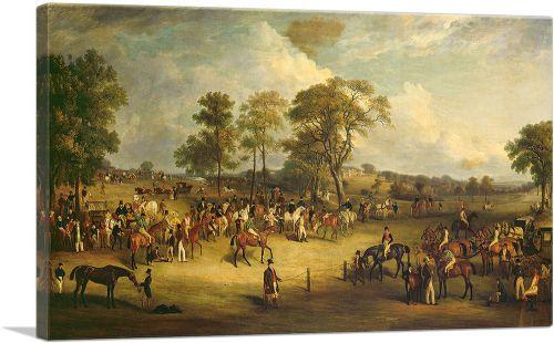 Heaton Park Races 1829