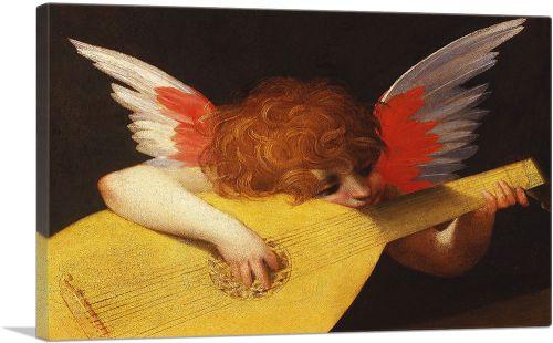 Musician Angel Rectangle 1520