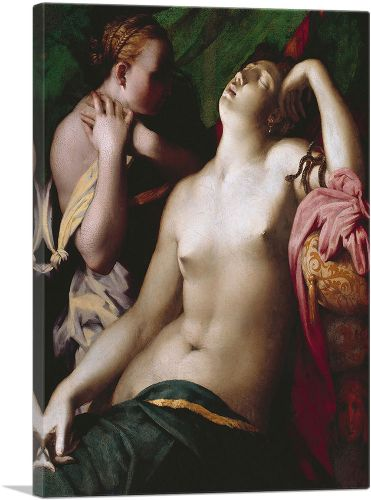 The Death of Cleopatra 1525