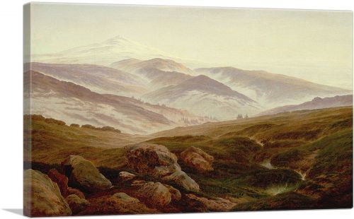 Memories of the Giant Mountains 1835