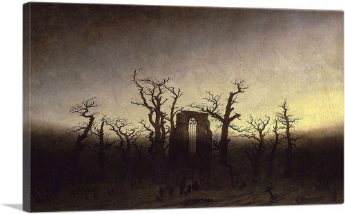 The Abbey in the Oakwood 1808