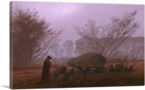 A Walk at Dusk 1835