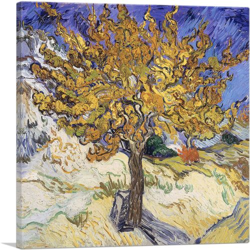 Mulberry Tree 1889