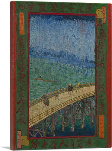 Bridge in the Rain 1887