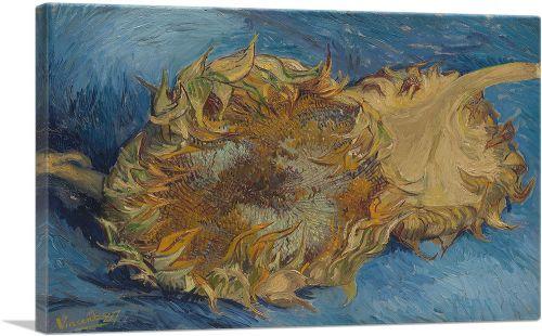 Sunflowers in Paris 1887