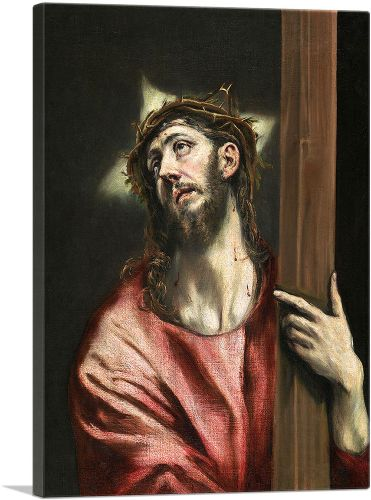 Christ with the Cross 1587