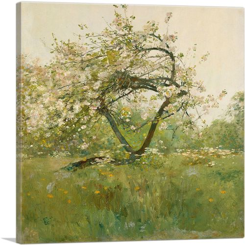Peach Blossoms 1889