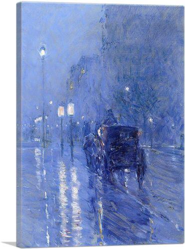 Rainy Midnight 1890