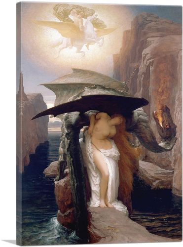 Perseus and Andromeda 1891