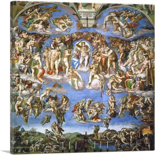 The Last Judgement 1541