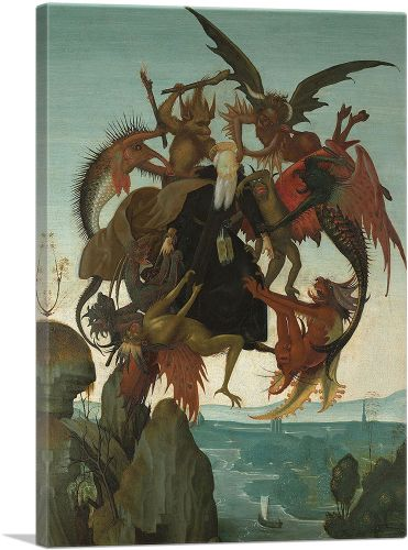 The Torment of Saint Anthony 1488