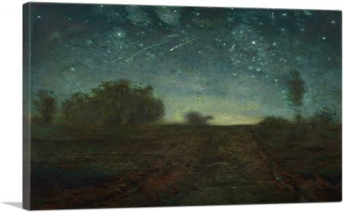 Starry Night 1851
