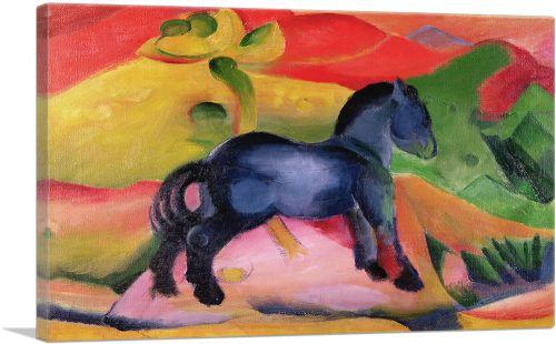 Little Blue Horse 1912