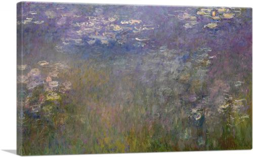 Water Lilies 1915-1926