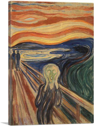 The Scream 1910