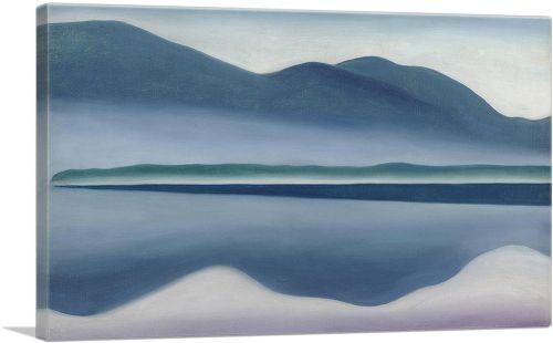 Blue Lake George 1922
