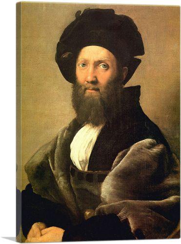 Portrait of Baldassare Castiglione 1515