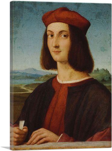 Portrait of Pietro Bembo 1506