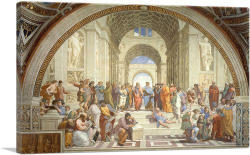 School of Athens 1510