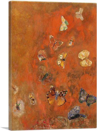 Evocation of Butterflies 1912