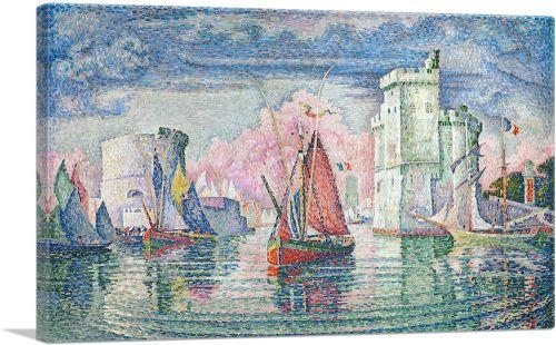 Port of La Rochelle 1921