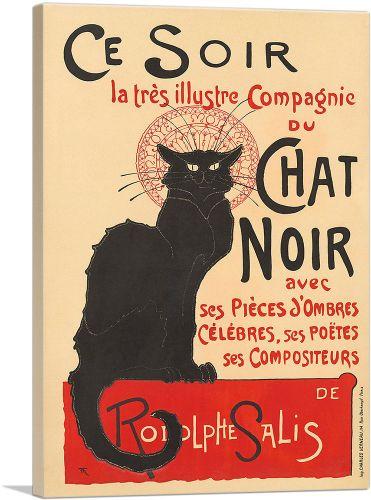 La tournee du Chat Noir 1896