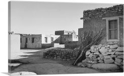 Houses in Acoma Pueblo - New Mexico